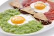 huevos divorciados, mexican cuisine