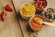 Four kinds of seasonings
