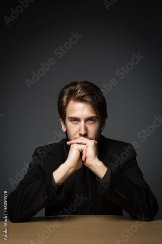 Geheimnisvoller Mann