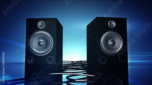Thumping Bass Speakers