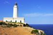 Far de la Mola in Formentera, Balearic Islands, Spain