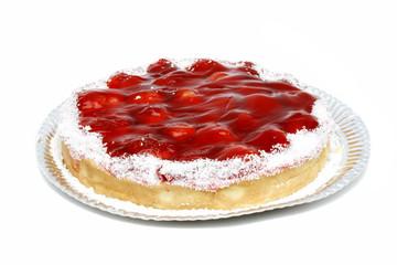Dessert - strawberry pie