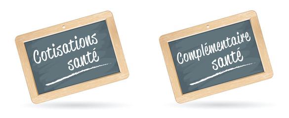 complémentaire et cotisation retraite, santé
