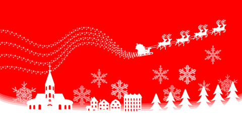 Christmas Design - red -