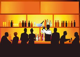 Nacht-Bar
