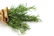 Fresh rosemary isolated on white - Rosmarino
