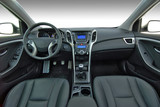 modern car interior - 46110544