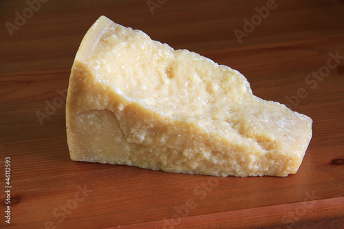 Food ingredients: parmesan cheese