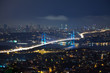 Bosphorus Bridge at the night