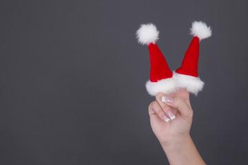 Weihnachtlicher Hintergrund - Fest der Liebe
