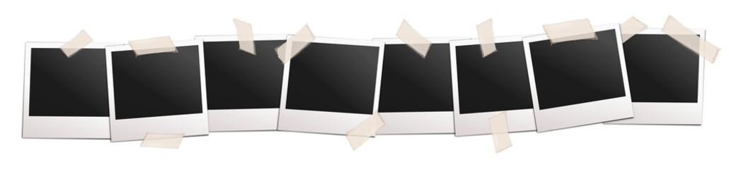 Polaroid line.