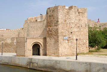 fort d'Espagne de Bizerte