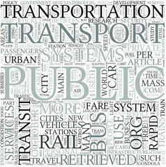 Mass transit Discipline Study Concept