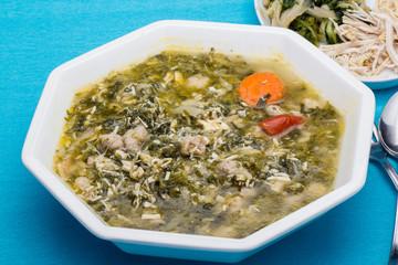 Zuppa alla  santè venafrana