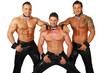 les hommes, striptease...