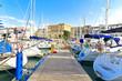 Sailing boats, port of Palermo