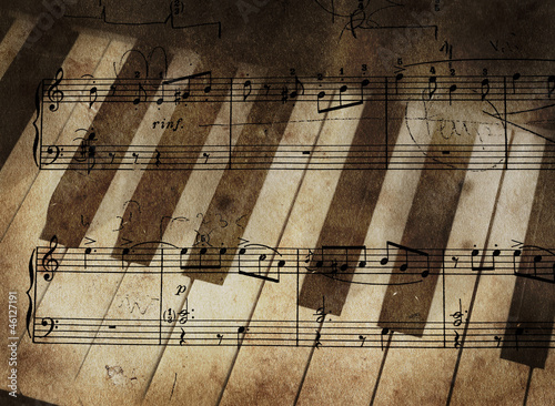 Music background - banner