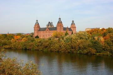 Schloss Johannisburg in Aschaffenburg (2012)