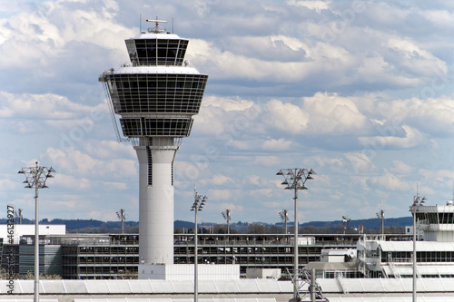 Munich Airport Tower