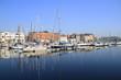 Jachthafen in Dunkerque