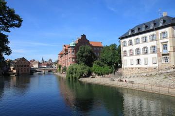 Strasbourg en été