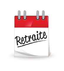 calendrier des retraites - Vieillesse