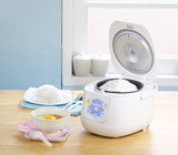Electric rice cooker pot