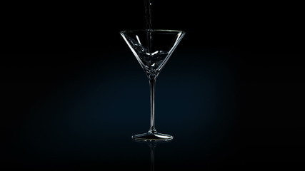 Vodka Martini 3D