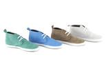 Set of fashion colorful Sneaker