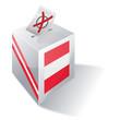 Wahlbox Österreich