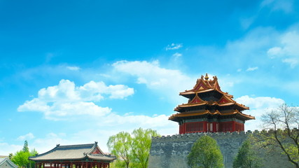 Forbidden City, Peking