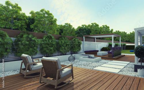 exterior rendering - 46146944