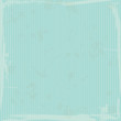 Retro Background Stripes Turquoise
