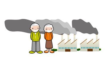 公害,環境,問題,汚染,災害,社会