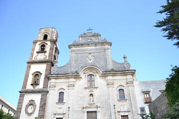 Cathedral of St. Bartholomew - Lipari, Sicily
