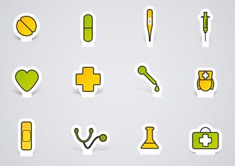 medizinicons/sticker