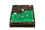 sata hard disk drive poster