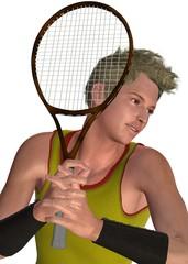 TENNIS - 3D