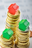 Real estate market: sell and buy