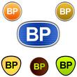 B. P. Company Logo