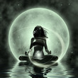 Magic Yoga - Moonlight Meditation - 46160774