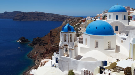 Greece, Santorini Views