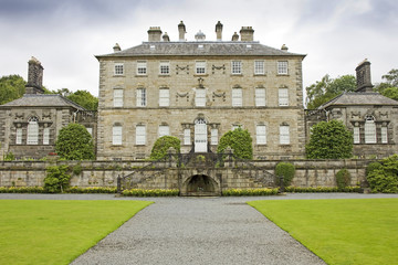 Pollok House Grand Entrance