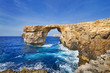 Azure Window on Gozo Island, Malta