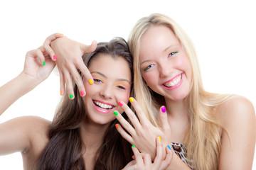 teens nails