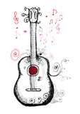 style acoustic guitar