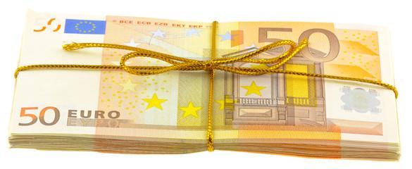 billets paquet cadeau