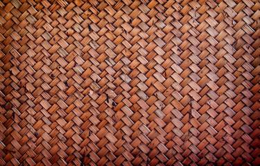 Thai style bamboo background