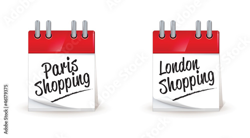 paris shopping - j'aime le shopping - london shopping