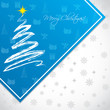 Background design for christmas holidays